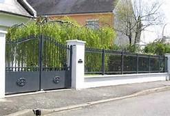 clôtures et pose de portails